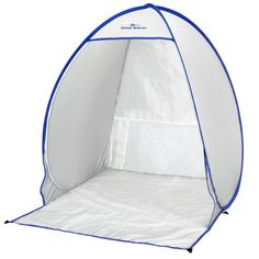 HomeRight Spray Shelter Small Drop Cloth (Common: x Actual: x at Lowe's. The Small Spray Shelter is a tent-like structure that protects your surrounding area from paint or stain overspray drift. It can be used with aerosol Portable Paint Booth, Painted Furniture, Diy Furniture, Coaster Furniture, Upcycled Furniture, Spray Paint Projects, Diy Projects, Drop Cloth Projects, Space Projects
