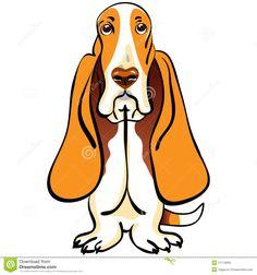 Basset Hound Dog Charm Sterling Silver for Bracelet Short Legs Long Ears Tiny