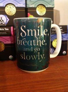 Ceramic Mug – Breathe