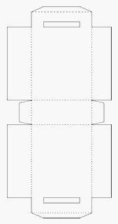Sacola de Papel Para Imprimir, Recortar, Colar e Montar - Molde de9r22 Embalagem e Para eva - Dicas de Artesanato Grátis.
