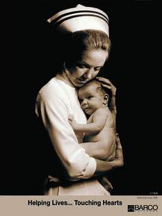Pediatric Nursing a Lifetime Career , YOU COULD NEVER GET OUT OF IT  WHEN YOU ARE IN....