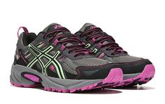 ASICS Women's GEL-Venture 5 Wide Trail Running Shoe Shoe