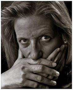 Leibovitz, self-portrait - she is utterly unbelievable...such a talent.