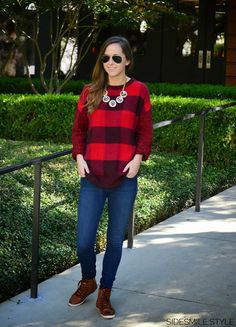Buffalo Check | PERSONAL STYLE | FASHION | OUTFIT | INSPIRATION | TRENDS