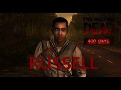 [# 2] Zagrajmy w : The Walking Dead : 400 Days - Russell