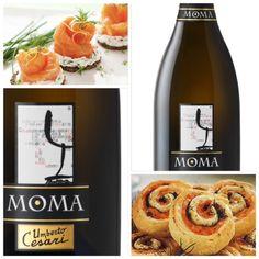 MOMA Spumante e salmone, un abbinamento da provare! #MOMA #salmon #party
