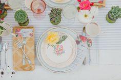 Vintage Greenhouse Wedding Inspiration | Green Wedding Shoes Wedding Blog | Wedding Trends for Stylish + Creative Brides