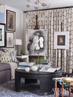Country Classic Atlanta Homes & Lifestyles Gentleman's Office