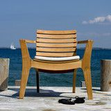 Hans Thyge: Regatta Lounge Chair - Danish Design Store