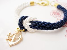will you be bridesmaid gift, knot bracelet tie the knot bracelet anchor charm maid of honor gift rope bracelet baby shower favor nautical Bracelet Bebe, Starfish Bracelet, Nautical Bracelet, Bracelet Crafts, Jewelry Knots, Beaded Jewelry, Handmade Jewelry, Maid Of Honour Gifts, Maid Of Honor