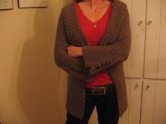 Glam Knits,Texturized Tweed Coat | Flickr - Photo Sharing!
