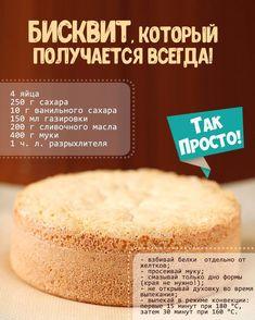 Marya Radus media content and analytics Bulgarian Recipes, Russian Recipes, Good Food, Yummy Food, Sweet Cakes, Food Photo, Muffins, Bakery, Dessert Recipes