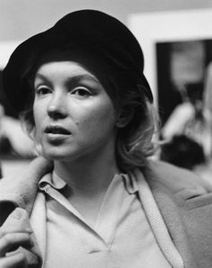 Marilyn Monroe circa 1950s..Even without make-up she is just gorgeous