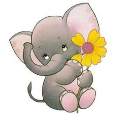 Baby Elephant................what a sweet picture!!