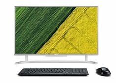 Acer Aspire C All-In-One PC Systems Unveiled With Windows, Linux And FreeDOS Options
