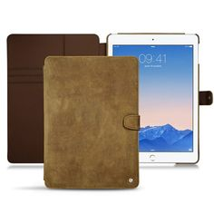 Noreve Tradition B iPad Air 2 lædertaske - Exception Sandy Vintage