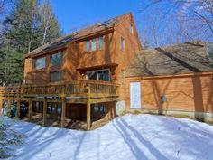 Echo Lake - Cathedral Ledge - Multi-Level TownhouseVacation Rental in North Conway from @homeaway! #vacation #rental #travel #homeaway