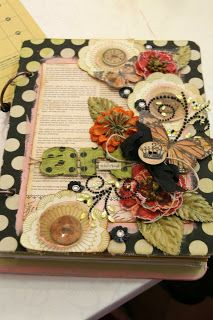 I want a journal like this.... add it to the project pile