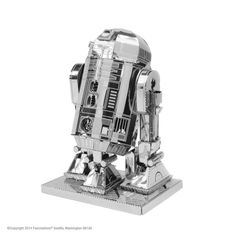 794a6edd68f Metal Earth 3D Metal R2-D2 Star Wars