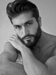 Sencillo y elegante. #beard #moustache #quiquepop