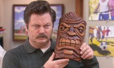 So handsome | Parks and Rec | #ParksandRec