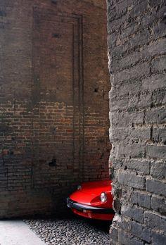 Alfa Romeo Spider #alfa #alfaromeo #italiandesign