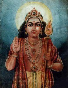 Paramchaintanya Men — Guardian Deity of Lanka: Skanda-Murukan and. Indian Gods, Indian Art, Lord Murugan Wallpapers, Vintage India, Hindu Art, Late 20th Century, God Of War, Lord Shiva, Live Wallpapers