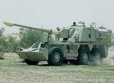 wheeled self-propelled howitzer technical data sheet specifications information description intelligence pictures photos images identification Germany German Rheinmetall defense industry military technology Military Armor, Military Weapons, Army Vehicles, Armored Vehicles, Self Propelled Artillery, South African Air Force, Army Day, Armored Fighting Vehicle, World Of Tanks