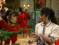 Denise Huxtable | The Cosby Show | A Different World |