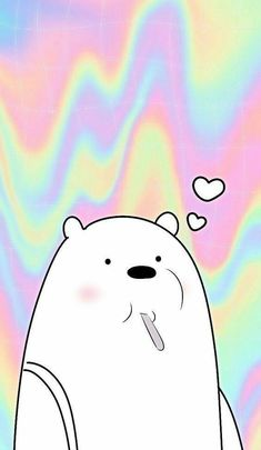 Read holo/unicorn skin wallpapers from the story wallpaper✨ by billieya (xxxsyaf) with 415 reads. Cute Panda Wallpaper, Cartoon Wallpaper Iphone, Cute Disney Wallpaper, Kawaii Wallpaper, Cute Wallpaper Backgrounds, Polar Bear Wallpaper, We Bare Bears Wallpapers, Panda Wallpapers, Cute Cartoon Wallpapers