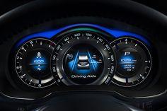 Nissan #Invitation #Concept #Car #Board