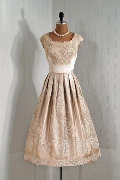 1950's Harvey Berin Dress