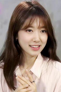 닥터스 박신혜 머리 + 앞머리있는 긴머리 : 네이버 블로그