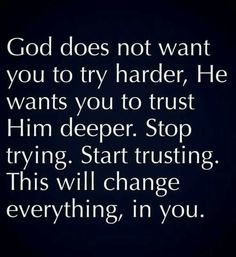 """""""Without faith it is impossible to please him....""""heb. 11:6"""
