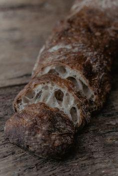 EVA - Lievito Madre | Bon'gu The Breakfast Club, Bread, Food, Rye, Food Food, Bakken, Brot, Essen, Baking