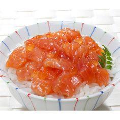 秋の味覚『鮭』をふんだんに。【鮭といくらの醤油漬】