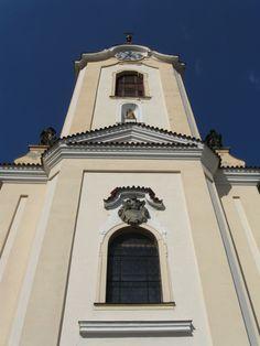 kostel Štramberk / Church in Stramberk, Moravia