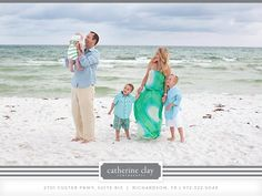 Child beach pictures, Florida, beach clothing ideas, Watercolor pictures, Seaside pictures, family beach pictures // Catherine Clay Photography