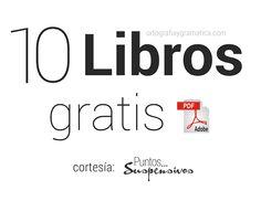 10 libros gratis (actualizado) ~ Ortografía y gramática.