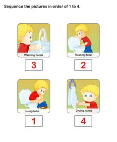 Learn Personal Hygiene   Personal Hygiene Worksheets For Kids   Practice All New Personal Hygiene Worksheet