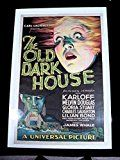 Get This Special Offer #9: THE OLD DARK HOUSE 1932 BORIS KARLOFF 27 x 41 ONE SHEET UNIVERSAL HORROR!!