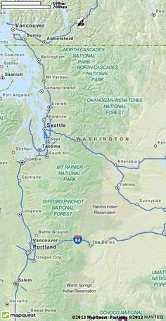 Driving Directions from Roy Utah to Roy Utah MapQuest Oregon