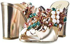 Gedebe Michellelam.cipria, Women's Open Toe Sandals: Amazon.co.uk: Shoes & Bags