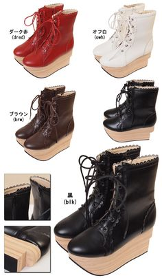 Rocking Horse Boots shoes277   Lolita Fashion Archive and Resources