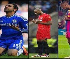 صور أشهر نجوم كرة القدم العالميين يشكرون الله بطرق مختلفة! #كرة_القدم #رياضة #Football #Sport#Alqiyady #القيادي