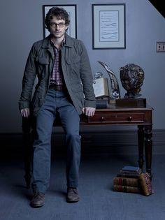 Hugh-Dancy as Special Agent Will Graham Hannibal (TV) - Interesting show so far