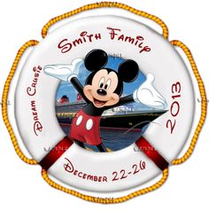 Disney Family Cruise Mickey Vacation T shirt by CUTECUSTOMSHIRTS, $9.95