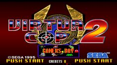 Virtua Cop 2 Arcade: Mission 1 - The Big Chase (Sega Model 2). Like other titles in Sega's Virtua game series, Virtua Cop harnessed 3D polygonal graphics that were a step above traditional games of the era that typically relied on fixed graphics throughout game play scenes. The game was developed by Sega's AM2 development team and hit arcades in 1995.