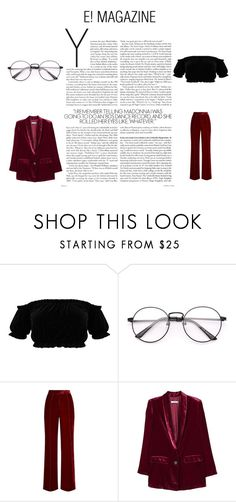"""Untitled #200"" by maryg123 on Polyvore featuring Racil and MANGO"