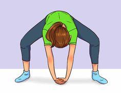 Ako som si cvičením za 30 dní dala do poriadku chrbát Fix Your Posture, 30 Tag, Yoga 1, Feeling Sleepy, Yoga Nidra, Back Exercises, Back Muscles, Regular Exercise, Easy Workouts